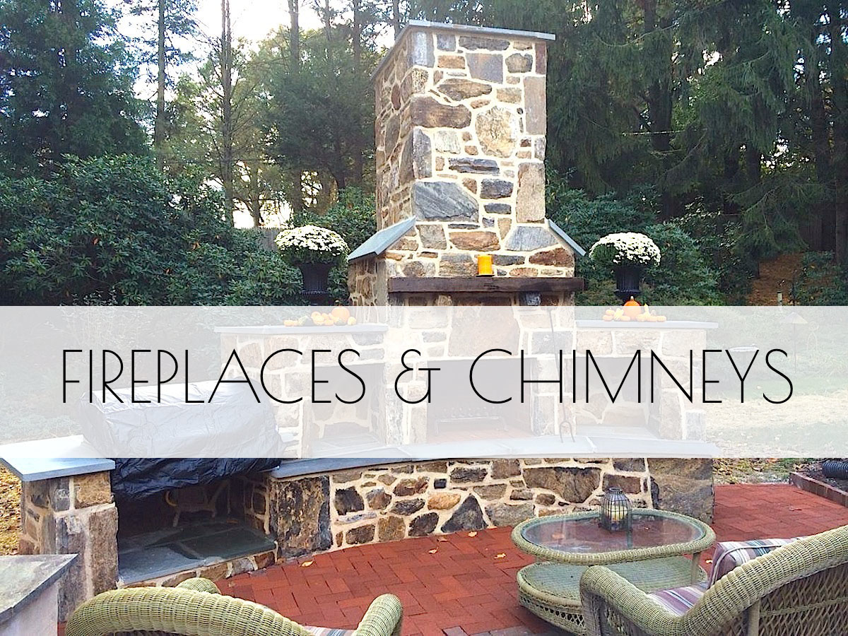 Fireplaces and Chimneys